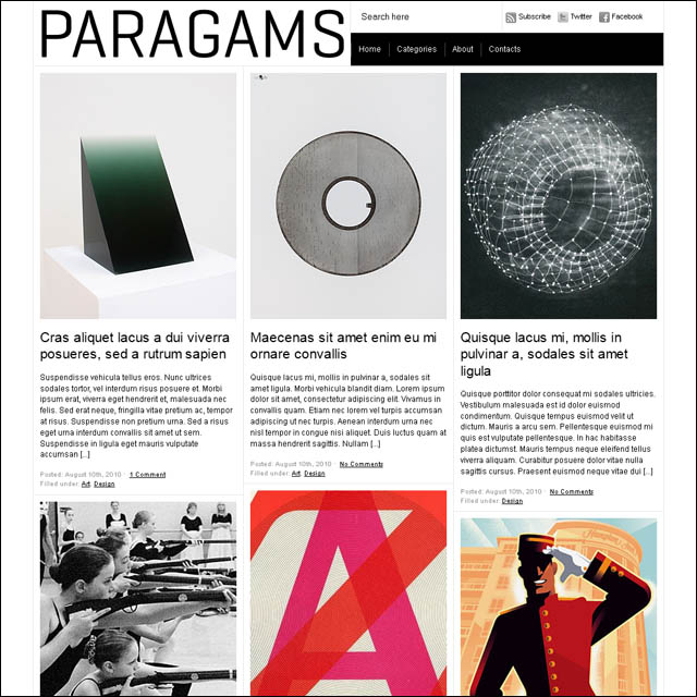 paragams.wordpress